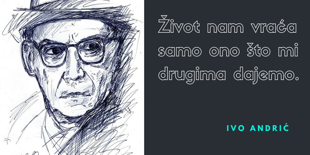Ivo Andrić - saveti